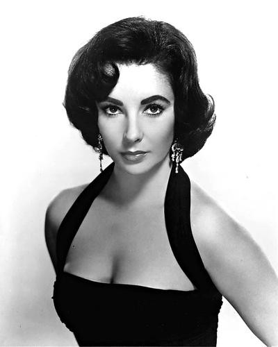 This is an image of 173281 Elizabeth Taylor Photograph & Poster