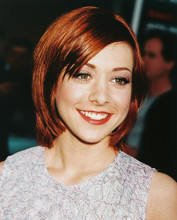 This is an image of 243357 Alyson Hannigan Photograph & Poster