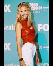 This is an image of 243957 Leslie Bibb Photograph & Poster