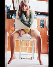 This is an image of 244047 Britt Ekland Photograph & Poster