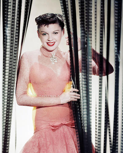 This is an image of 244065 Judy Garland Photograph & Poster