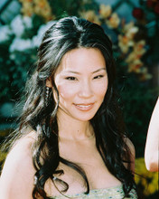 This is an image of 244105 Lucy Liu Photograph & Poster