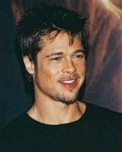 This is an image of 244149 Brad Pitt Photograph & Poster