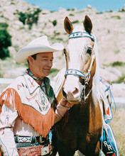 This is an image of 244576 Roy Rogers Photograph & Poster