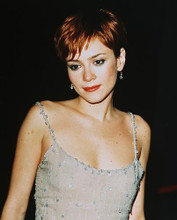 This is an image of 246031 Anna Friel Photograph & Poster