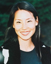 This is an image of 246102 Lucy Liu Photograph & Poster