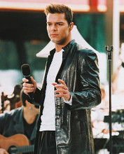 This is an image of 246120 Ricky Martin Photograph & Poster