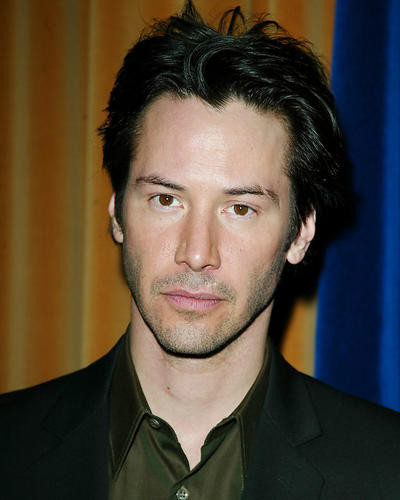 This is an image of 258033 Keanu Reeves Photograph & Poster
