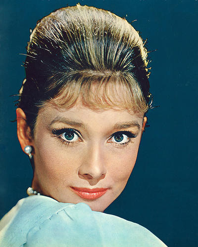 This is an image of 258232 Audrey Hepburn Photograph & Poster