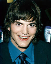 This is an image of 258253 Ashton Kutcher Photograph & Poster