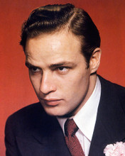 This is an image of 258425 Marlon Brando Photograph & Poster
