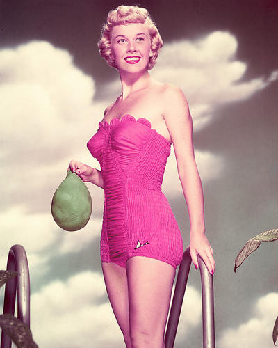 This is an image of 258474 Doris Day Photograph & Poster