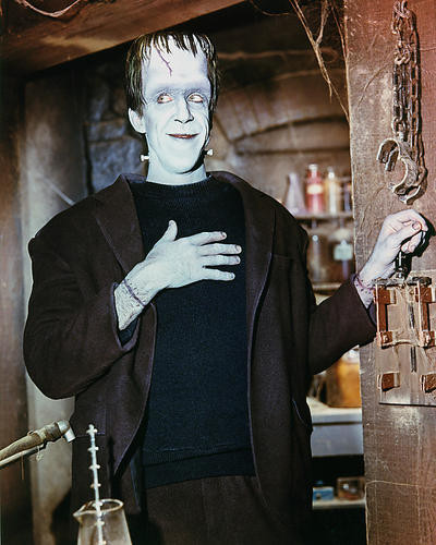 This is an image of 258562 Fred Gwynne Photograph & Poster