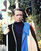 This is an image of 258644 Patrick McGoohan Photograph & Poster