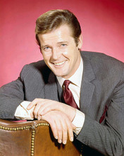 This is an image of 258660 Roger Moore Photograph & Poster