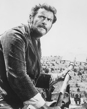 This is an image of 174309 Eli Wallach Photograph & Poster