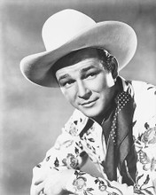 This is an image of 174536 Roy Rogers Photograph & Poster