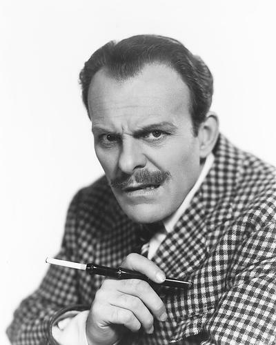 This is an image of 174550 Terry-Thomas Photograph & Poster