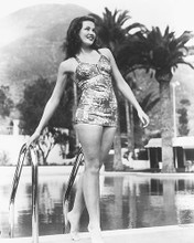 This is an image of 174552 Gene Tierney Photograph & Poster