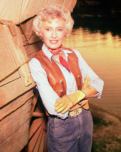 This is an image of 261414 Barbara Stanwyck Photograph & Poster