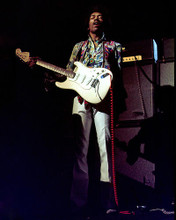 This is an image of 261990 Jimi Hendrix Photograph & Poster