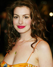 This is an image of 262211 Anne Hathaway Photograph & Poster