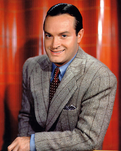This is an image of 262226 Bob Hope Photograph & Poster