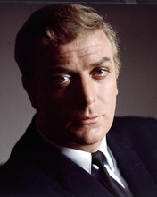 This is an image of 257007 Michael Caine Photograph & Poster