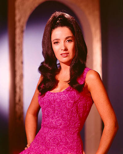 This is an image of 257083 Linda Cristal Photograph & Poster
