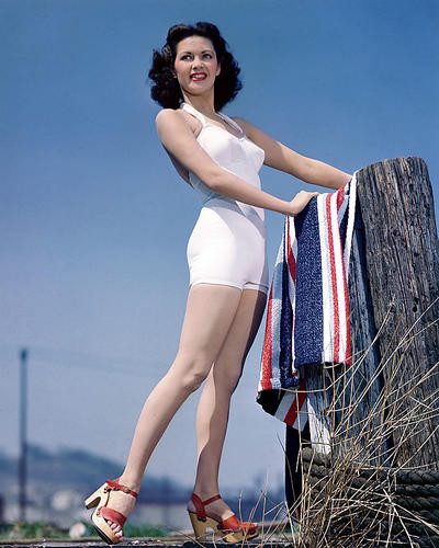 This is an image of 257109 Yvonne De Carlo Photograph & Poster