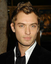 This is an image of 257644 Jude Law Photograph & Poster