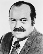 This is an image of 170947 William Conrad Photograph & Poster