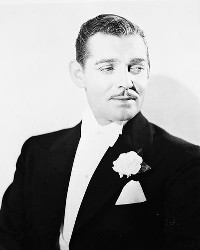 This is an image of 171510 Clark Gable Photograph & Poster
