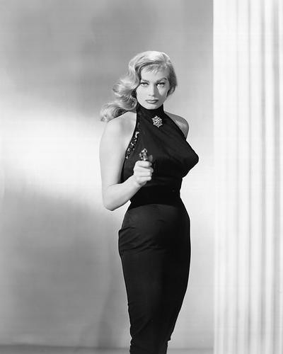 This is an image of 173432 Anita Ekberg Photograph & Poster