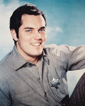 This is an image of 247384 Jeffrey Hunter Photograph & Poster