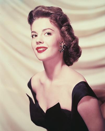 This is an image of 252192 Natalie Wood Photograph & Poster