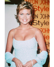 This is an image of 252605 Tiffani-Amber Thiessen Photograph & Poster