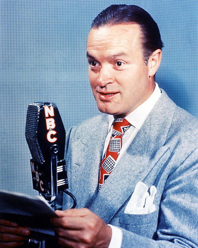This is an image of 257902 Bob Hope Photograph & Poster