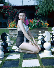 This is an image of 257989 Ann Miller Photograph & Poster