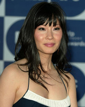 This is an image of 262283 Lucy Liu Photograph & Poster