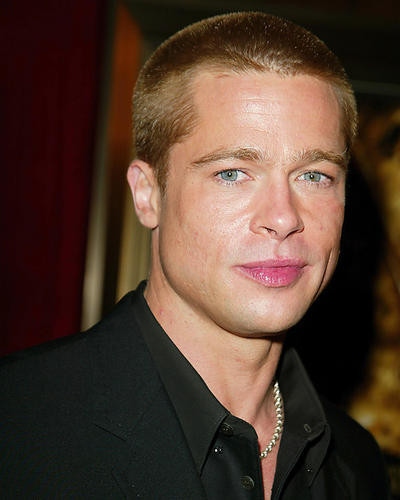 This is an image of 262379 Brad Pitt Photograph & Poster