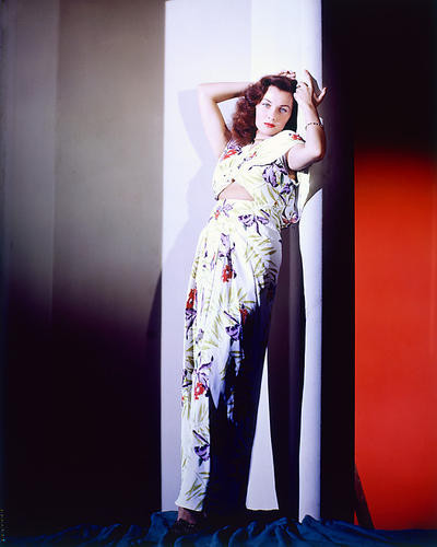 This is an image of 262757 Rhonda Fleming Photograph & Poster