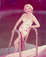 This is an image of 262815 Virginia Mayo Photograph & Poster