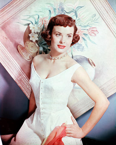 This is an image of 262868 Jean Peters Photograph & Poster