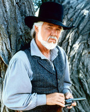 This is an image of 262874 Kenny Rogers Photograph & Poster