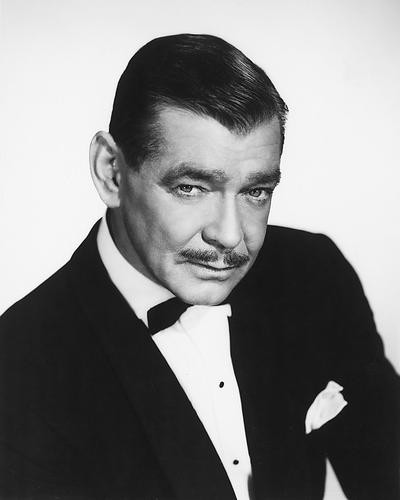 This is an image of 173706 Clark Gable Photograph & Poster