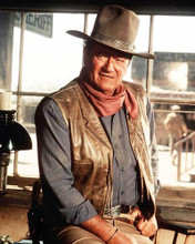 This is an image of 258807 John Wayne Photograph & Poster
