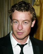 This is an image of 258917 Simon Baker Photograph & Poster