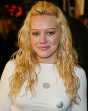 This is an image of 258988 Hilary Duff Photograph & Poster
