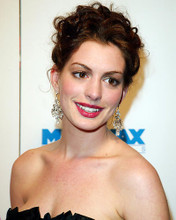 This is an image of 259030 Anne Hathaway Photograph & Poster